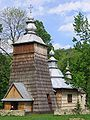 Chyrowa wooden church 06.jpg
