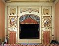 Cicognini, teatro, palcoscenico con tondi di luigi catani 02.jpg