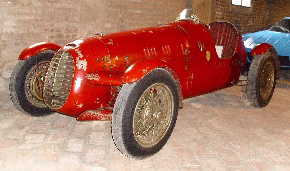 Cisitalia D 46 1946-1947 schräg