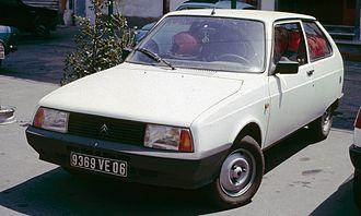 Citroën Axel - Citroën Axel 11