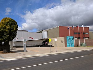 City of Playford - City of Playford civic centre in 2017