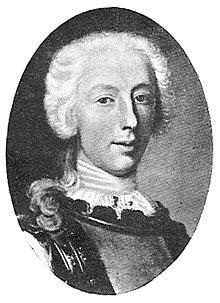 Claude-Louis de Saint-Germain