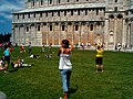 Clichéd Photos Reversed - Holding up the Leanig Tower of Pisa.jpg