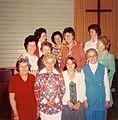 Cloyne UCW (United Church Women) -June 21, 1977 (15342542391).jpg