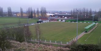 Coalville Town F.C. - The club's home ground