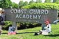 Coast Guard Academy sign, May 23, 2007.jpg