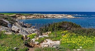 Coast in Karpaz, Northern Cyprus 07.jpg