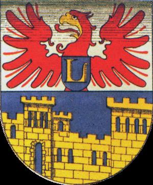 Luisenstadt - Image: Coat of arms de be luisenstadt
