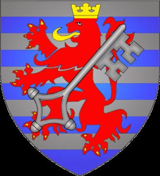 Grevenmacher - Image: Coat of arms grevenmacher luxbrg