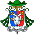 Coat of arms of Nicolai Dubinin.png