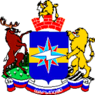 Coat of arms of Sharypovo.png