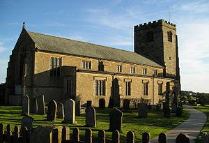 Cockerham - Image: Cockerham church