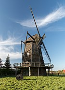 Coesfeld, Lette, Windmühle -- 2015 -- 5768.jpg