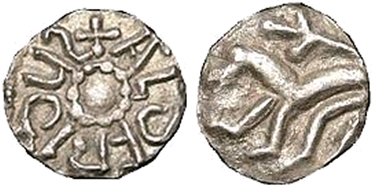 Coin of Aldfrith