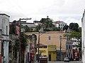 Colégio N. Sr. das Neves(extinto) no alto. visto da Rua da Areia - panoramio.jpg