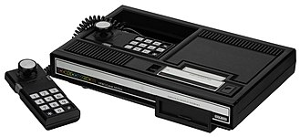 Coleco - The ColecoVision video game console