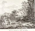 Collection de cent-vingt estampes, gravée d'après les tableaux and dessins qui composoient le cabinet de m. Poullain précédée d'un abrégé historique de la vie des auteurs qui la composent Cette suite (14798743483).jpg
