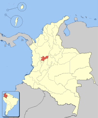 Colombia Caldas loc map.svg