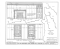 Colonel Paul Wentworth House, Dover Street (moved to MA, Dover), Dover, Strafford County, NH HABS NH,9-SALFA,1- (sheet 10 of 41).png