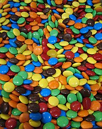 糖果_糖果 - 维基百科,自由的百科全书