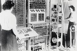 A Colossus, Turing kódfejtő gépe