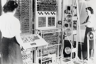 Colossus computer Early cryptanalysis computer