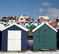 Colourful beach huts - geograph.org.uk - 862.jpg