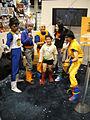 Comic-Con 2010 - Dragonball Z characters surround Astroboy (4875051736).jpg