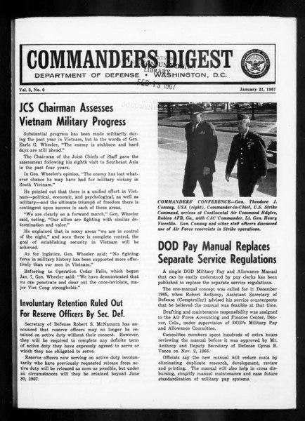 File:Commanders Digest 1967-01-21- Vol 3 Iss 6 (IA sim commanders ...