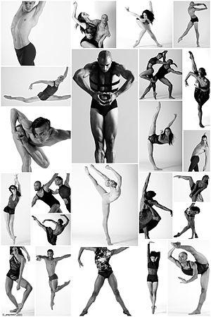Complexions Contemporary Ballet - Image: Complexions Ballet Photo