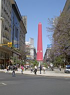 Obelisk of Buenos Aires - Wikipedia, the free encyclopedia
