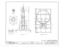 Congregational Church, Atwater, Portage County, OH HABS OHIO,67-ATWA,1- (sheet 4 of 5).png