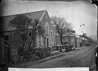Congregational chapel, Cerrigydrudion (1884)