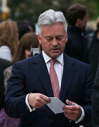 Alan Duncan - Duncan in 2010