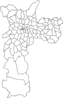 District of the city of São Paulo