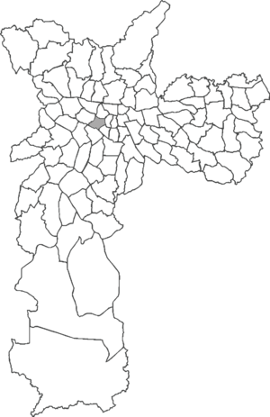 Consolação (district of São Paulo) - Image: Consolação