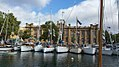 Constitution Dock, Hobart during the Australian Wooden Boat Festival 2017.jpg