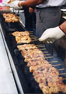 Cooking yakitori.jpg