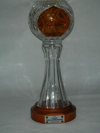 Roller Hockey Intercontinental Cup - 2007 trophy