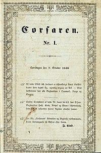 Corsaren - 1840 - Royal Danish Library.jpg