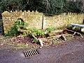 Corton Denham Village Laundry - geograph.org.uk - 1635456.jpg