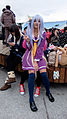 Cosplayer of Shiro, No Game No Life at FF25 20150131.jpg