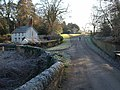 Cottage and lodge, Bromfield - geograph.org.uk - 1121880.jpg