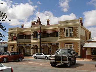 Cowell, South Australia - Image: Cowell Commercial Hotel