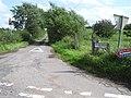 Coyagh Road, Cranny - geograph.org.uk - 1457939.jpg