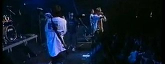 Crazy Town - Crazy Town performing live in Germany in 2000