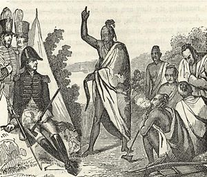 Treaty of Fort Jackson - Treaty with the Creeks, Fort Jackson, 1814