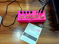 Critter & Guitari Bolsa Bass - bass synthesizer with six modes, featuring a sequencer & MIDI (2014-07-12 by Cory Doctorow).jpg