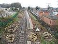 Croxley Rail Link (11)- Former Watford Stadium Halt (geograph 4764225).jpg