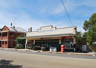 Culgoa - Image: Culgoa Store
